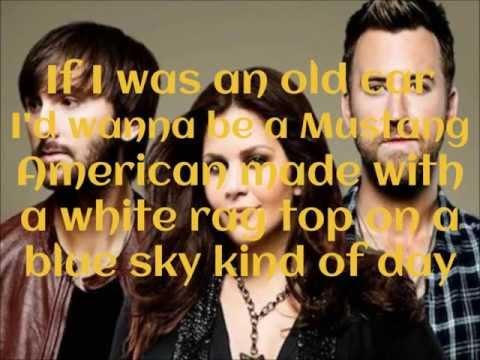 Tekst piosenki Lady Antebellum - Generation Away po polsku