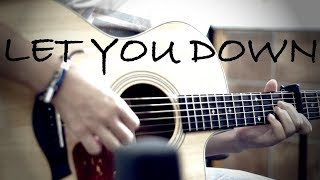 Video NF - Let You Down - Fingerstyle Guitar Cover by Harry Cho download in MP3, 3GP, MP4, WEBM, AVI, FLV January 2017