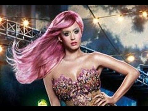 Katy Perry's Sexy Mermaid Ad