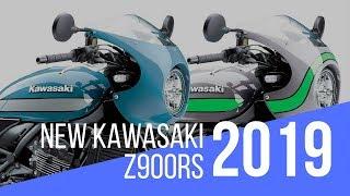 7. 2019 Kawasaki Z900RS CAFE Racer Colors