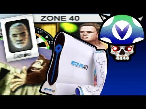 [Vinesauce] Joel - Zone 40 ( Bootleg Wii Console )