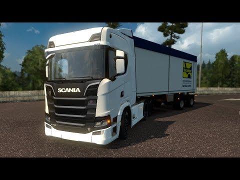 Scania NextGen - S730 1.28.x