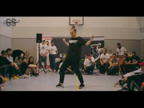 Lil K Judge Demo | GangstaSoul presents you | GYM BATTLE VOL.2 | HIPHOP JUDGE DEMO | Kamilla LIL K