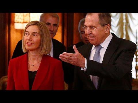 Εφ'όλης της ύλης απευθείας συνομιλίες ΕΕ – Ρωσίας