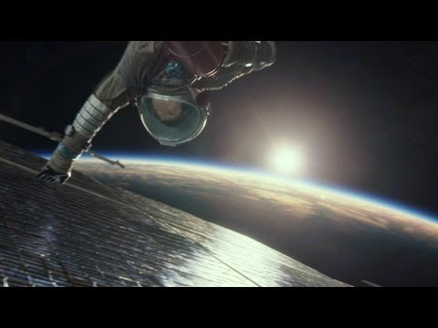 Gravity 3D Movie Picture