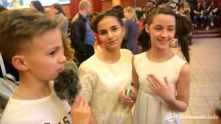 Репортаж с полуфинала Детской Новой волны 2016