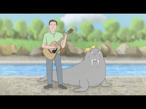 SecretAgentBob - Would you like to sing... the walrus song? Mp3 of the song available on iTunes: https://itunes.apple.com/artist/jason-steele/id662572602.