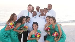 Ethiopian Wedding Tampa - St Pete Beach, Florida