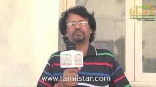 Lyricist Dr Kruthiya at Endrume Aanandham Team Interview
