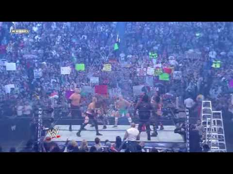 WWE Money In The Bank 2009 Español Parte 1