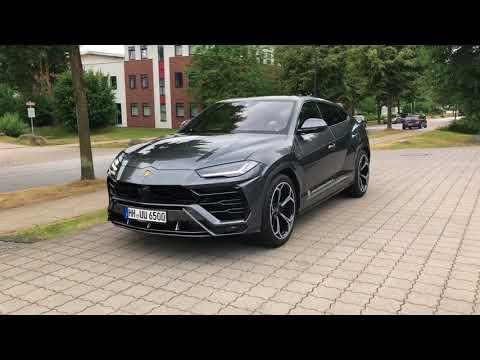 The Brand New 2018 Lamborghini Urus! (Cold Start Up, Acceleration & Pure Sound!)