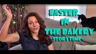 Easter in the Bakery~ Storytime with Gretchen's Bakery Vlog #7 by Gretchen's Bakery