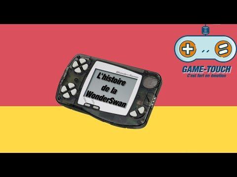 La WonderSwan, la portable qui a défié Nintendo