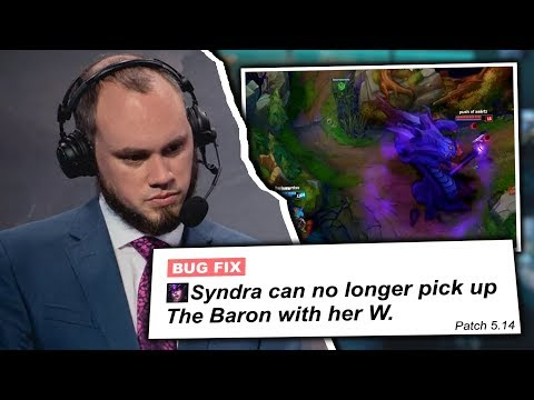 5 Times Riot Games Broke League Of Legends