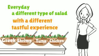 OsLoop Explainer Video Example: Healthy & Tasty meal plans Alexandria Egypt
