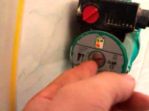 Как работает насос в системе отопления