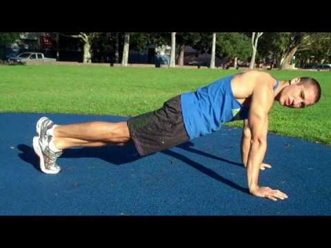 Push Ups for beginners