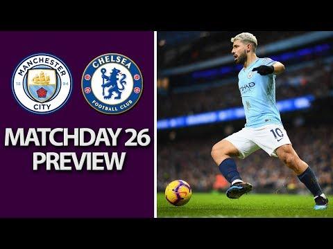 Video: Man City v. Chelsea | PREMIER LEAGUE MATCH PREVIEW | 2/10/19 | NBC Sports