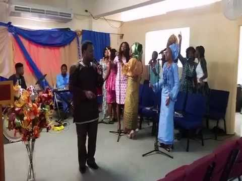 """ BABA NA YOU BY PAUL CHISOM,Performed By The RCCG Manifestation Parish Choir, St. Kitts."""