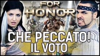 For Honor è l'ultima fatica di Ubisoft che abbiamo apprezzato ma che per certi versi ha anche deluso le nostre aspettative. Perché? Ve lo diciamo nella recen...