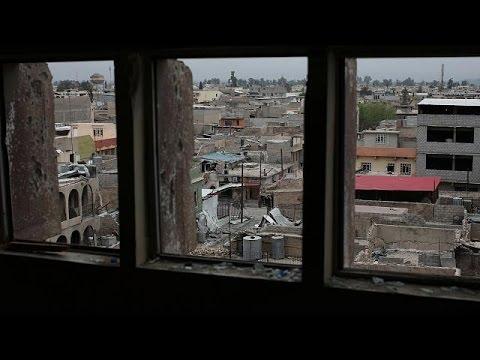Χάνει έδαφος το «Ισλαμικό Κράτος» στην περιοχή της Μοσούλης