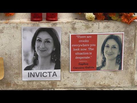Μάλτα: Δυόμιση χρόνια μετά τη δολοφονία της Μάρτα Καρουάνα Γκαλιζία…