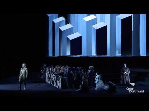 Beatrice Cenci (Trailer) - Oper Dortmund