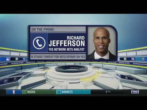 Video: Richard Jefferson joins the YES team