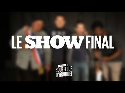 Ouverture Show Final 2016