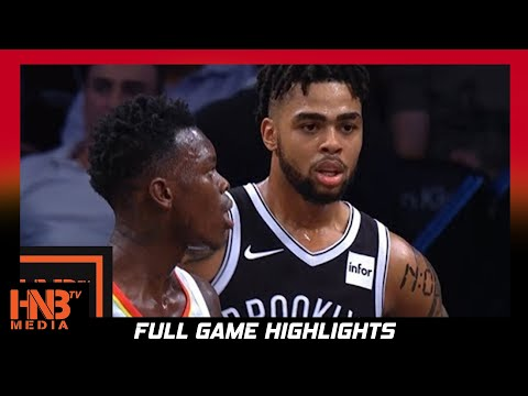 Atlanta Hawks vs Brooklyn Nets Full Game Highlights / Week 1 / 2017 NBA Season (видео)