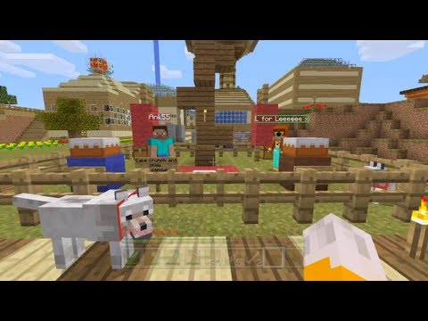 Minecraft Xbox - Crunch And Chew [93]