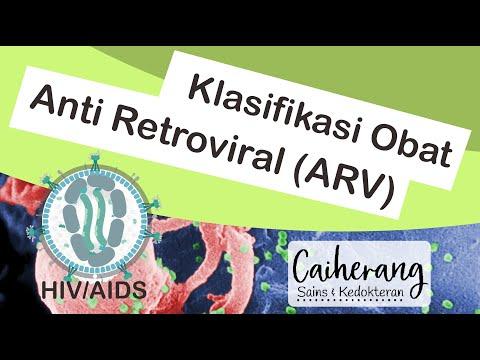 Mekanisme dan Golongan Obat ARV (Terapi HIV)