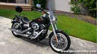 4. Used 2009 Harley-Davidson FXDL Dyna Low Rider