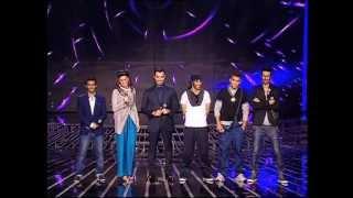 النتائج النهائية - العروض المباشرة الأسبوع 2 - The X Factor 2013