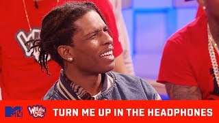Drake, Lil Uzi Vert, A$AP Ferg & More Step In the Booth 😂 | Wild 'N Out | #TurnMeUpInTheHeadphones