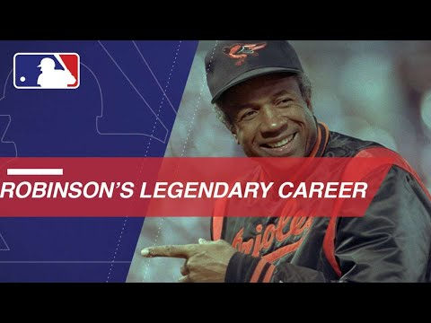Video: Remembering Frank Robinson's legendary career