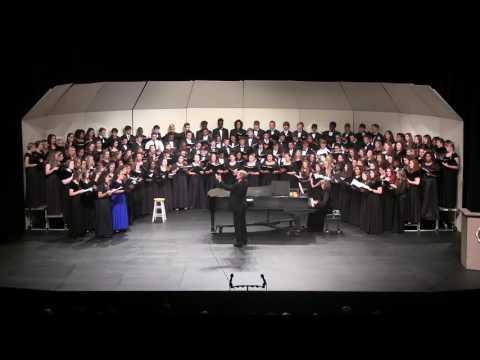 Clausen: Kyrie, from Memorial (High School Clinic Choirs)