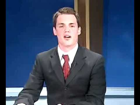 Student News Anchor Screw Up