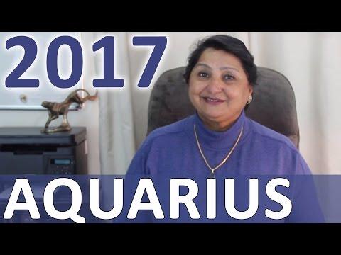 Aquarius 2017 Horoscope Predictions : Find Yourself Going Deeper Into 'Spiritual Economics' Now