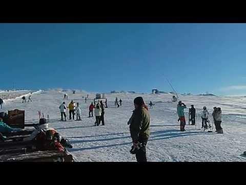 Ski areál Boží Dar