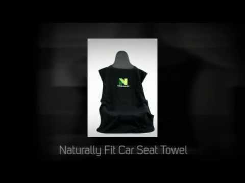 Naturally Fit Car Seat Towel