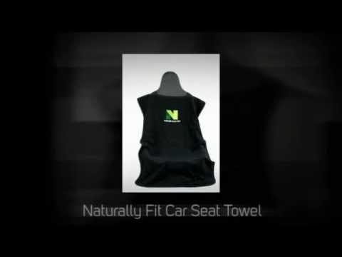 Naturally Fit Car Seat Towel
