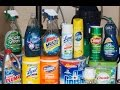 Identifying and Reducing Toxins (Everyday Household Cleaners)