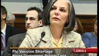 Influenza Vaccine Shortage