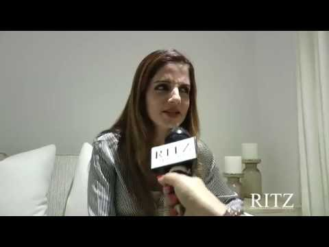 Sussanne Khan's first ever design project