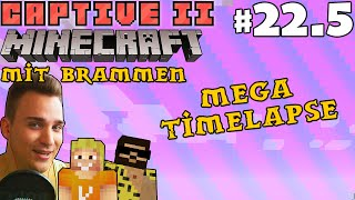 TIMELAPSE | Captive Minecraft 2 #22.5 mit Br4mm3n - Room of Monuments