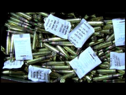 M855 Ammo for Storage for AR 15
