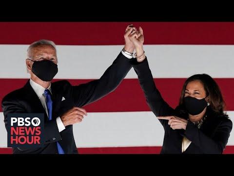 WATCH LIVE: Inauguration of Joe Biden and Kamala Harris   Direct feed