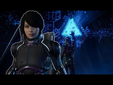 Mass Effect: Andromeda – Peebee Romance Scene
