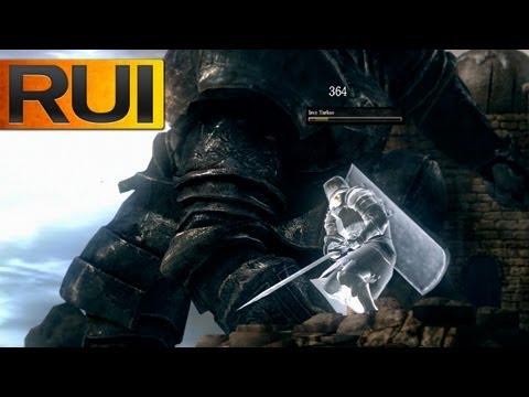Dark Souls - Ironing the Golem [Ep. 6]